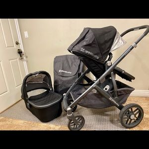UPPAbaby Vista stroller SOLD ON Ⓜ️